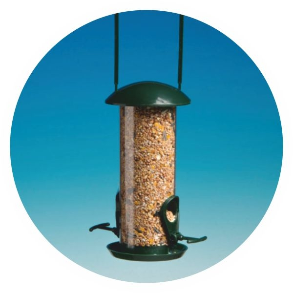 AU02 - Premium Feeder with wild bird mixture