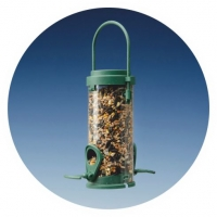 RF02 - Recycled Feeder with seeds