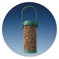 RF05 - Recycled Feeder with mealworms