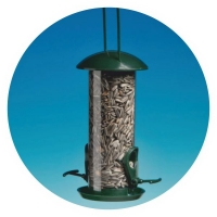 AU03 - Premium Feeder with sunflower seeds
