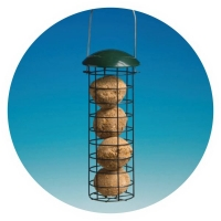 AU09 - Premium Feeder with 4 Suet Balls