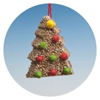 XT02 - Christmas Tree with Sunflower kernels